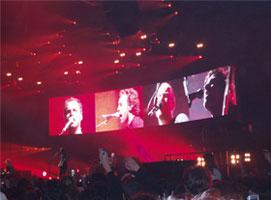 Coldplay al completo