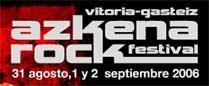Novedades Azkena Rock