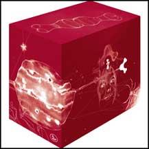 Imagen de la caja recopilatoria de Bjork