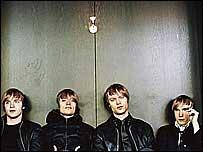 El grupo sueco Mando Diao