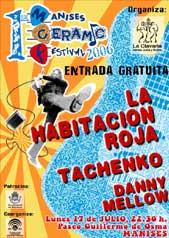 Cartel del Ceramic Festival
