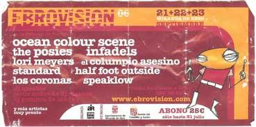 Nuevo flyer del Ebrovisión