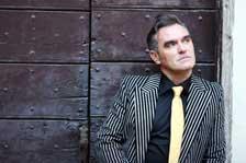 El cantante mancuniano Morrissey