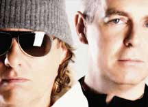 Pet shop boys y 'El acorazado Potemkin'
