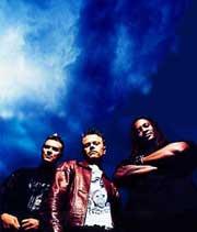 El grupo The Prodigy