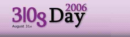 Logo del día internacional del Blog