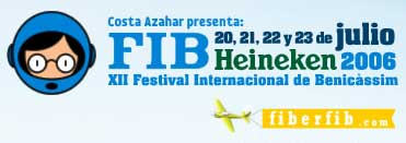Logo del FIB Heineken del 2006