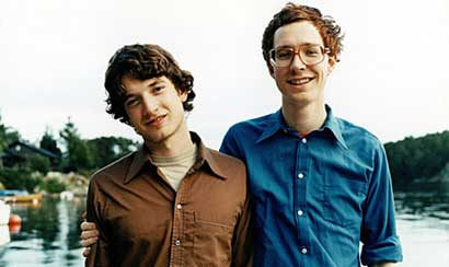 El grupo Kings of Convenience