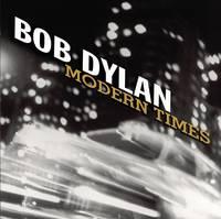 Portada del disco de Bob Dylan Modern Times