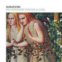 Imagen de la portada del nuevo disco de Mirafiori