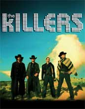 El grupo The Killers
