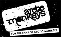 Logo de los Arctic Monkeys