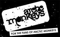 Logo de los Arctic Monkeys