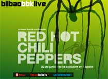 Página de inicio del Bilbao BBK Live Festival