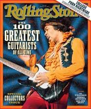 Los 100 mejores guitarristas de la historia