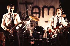 El grupo The Jam