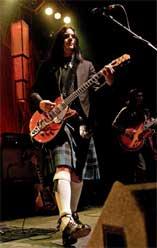 El músico Jack White