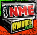 Logo de los Shockwave NME Awards 2007