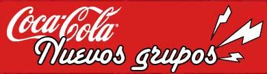 Coca Cola, concurso maquetas para nuevos grupos