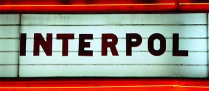 Interpol estarán en la edición 2007 del Sonorama