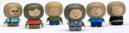 Muñecos de Wilco