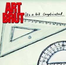 Portada del nuevo disco de Art Brut