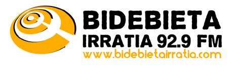 Logo de Bidebieta Irratia