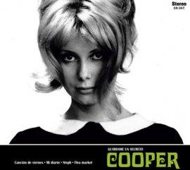 Portada del nuevo EP de Cooper 'Guardame un secreto'