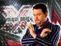 Miqui puig, jurado de Factor X