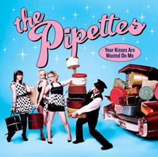 EP del grupo Britanico The Pipettes