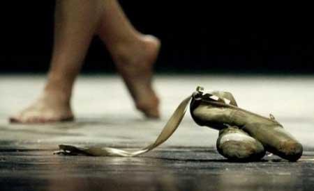 Imagen de unas zapatillas de ballet