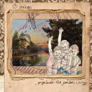 Portada del nuevo disco de Mum Go go smear poison ivy