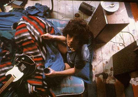 Fotografía de Syd Barrett