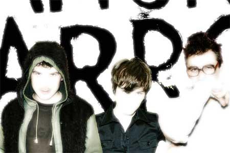 El grupo Triangulo de Amor Bizarro
