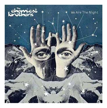 Portada del disco de Chemical Brothers We are the night