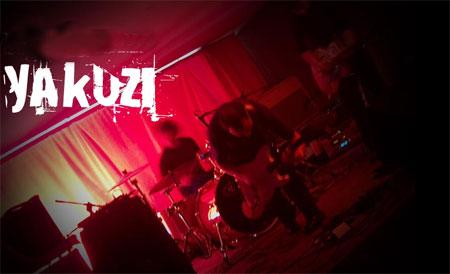 El grupo Yakuzi