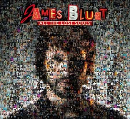 Portada del All the Lost Souls de James Blunt