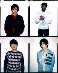 El grupo Bloc Party