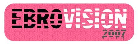 Logo del festival Ebrovision