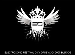 Logo del festival Electrosonic
