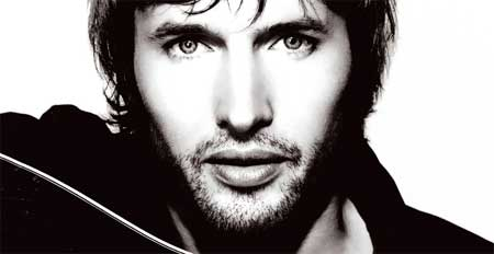 El cantante James Blunt