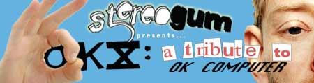 Banner promocional del disco OKX: a tribute to Radiohead