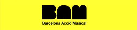 Logo del festival BAM