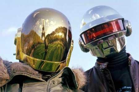 Los franceses Daft Punk