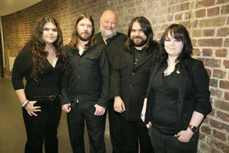 The Magic Numbers con Robert Kirby