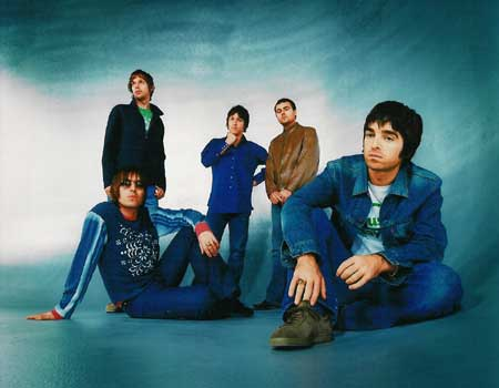 El grupo Oasis