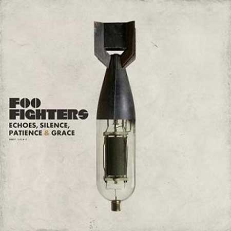 Portada del nuevo disco de Foo Fighters, Echoes, Silence, Patience And Grace