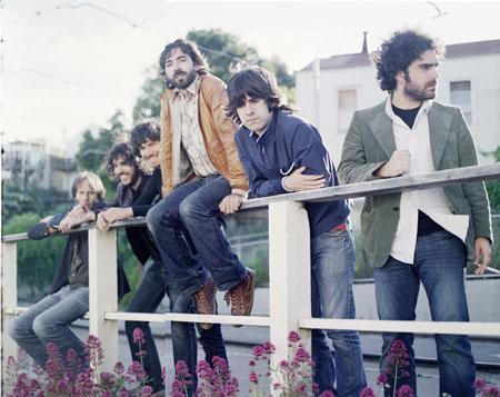 El grupo The Sunday Drivers