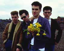 El grupo The Smiths