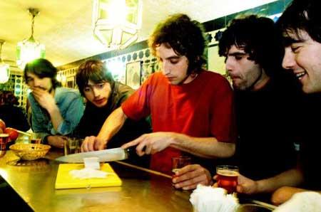 El grupo de música granadino Lori Meyers